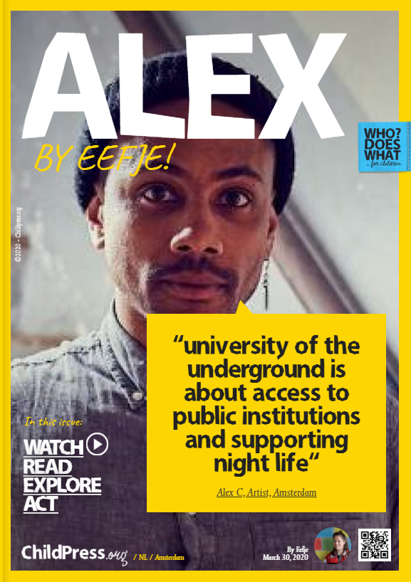 University of the Underground: Alex