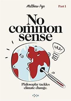No Common Sense – The book that explains it all!
