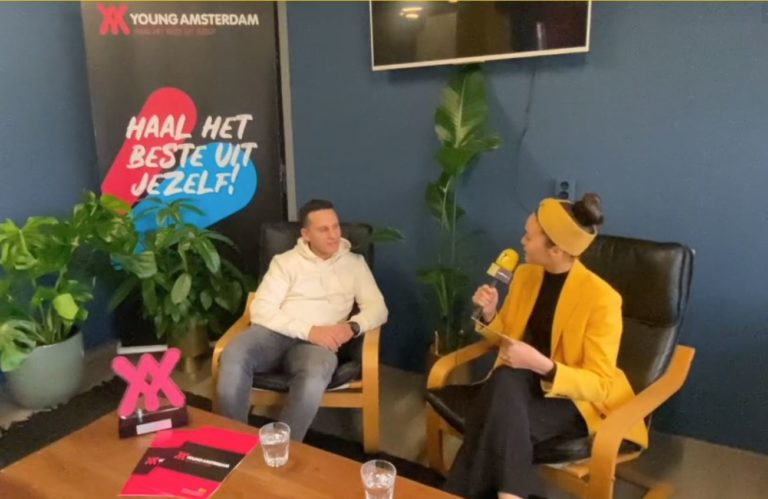 Mourad over jongerenparticipatie in Amsterdam