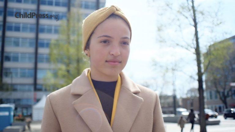 Imane: Voor mij betekent vrijheid…