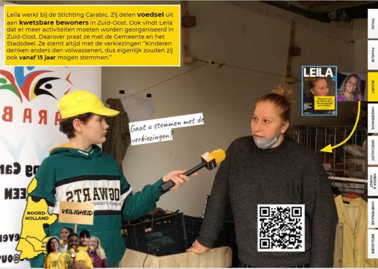 Stichting Carabic: Zo help je elkaar