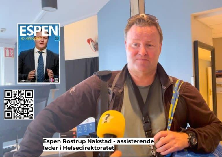 Interview Espen Rostrup Nakstad