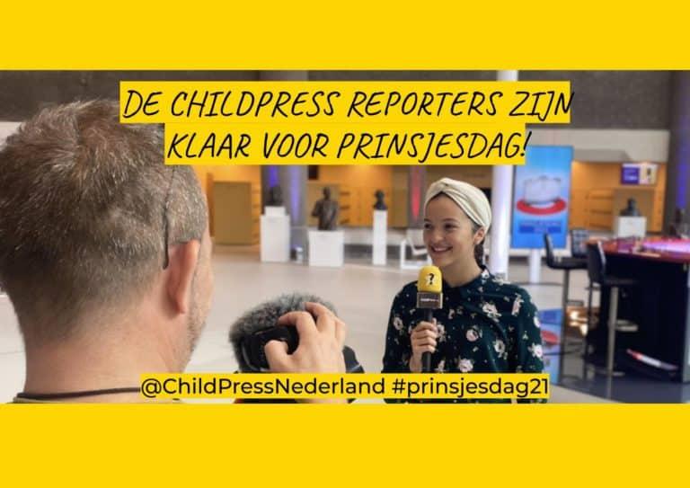 ChildPress is klaar voor Prinsjesdag 2021!